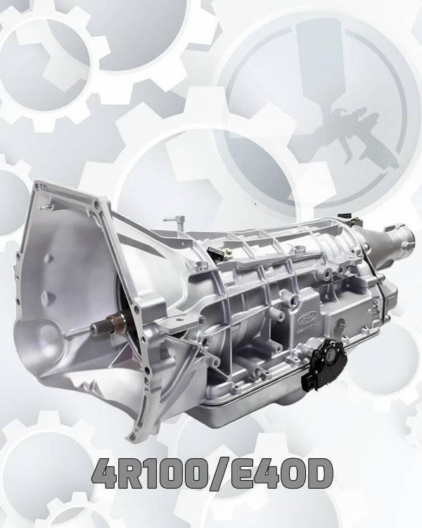 Sam Wyse Auto (Stage 3) 4R100/E4OD Transmission - SWA