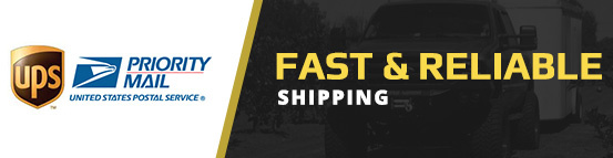 Fast & Reliable Shipping