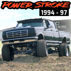 SHOP BY GENERATION - 1994-1997 Ford 7.3L Powerstroke
