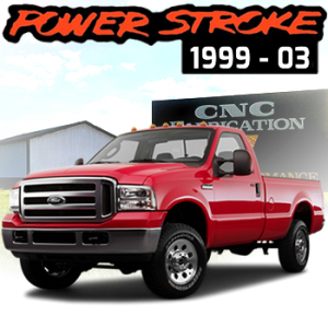 SHOP BY GENERATION - 1999-2003 Ford 7.3L Powerstroke