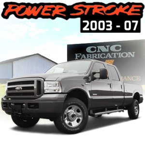 SHOP BY GENERATION - 2003-2007 Ford 6.0L Powerstroke