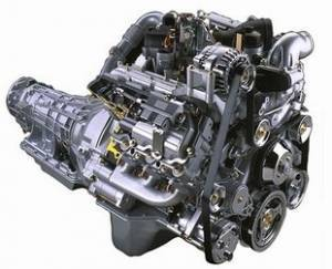 2008-2010 Ford 6.4L Powerstroke - Engine Parts