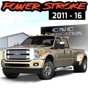 SHOP BY GENERATION - 2011-2016 Ford 6.7L Powerstroke