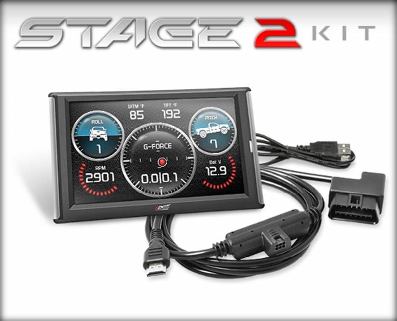 08-10 Ford Powerstroke 6.4L Edge Evolution CTS 2 Programmer *CALIFORNIA EDITION*