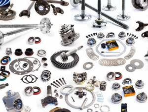 Axles/Drivetrain - Axle Parts