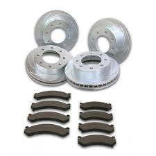 Axles/Drivetrain - Brakes & Rotors