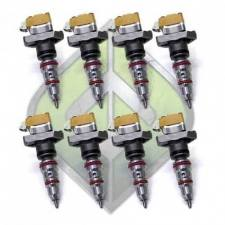 Full Force Diesel - Full Force Diesel (Stage 1.5) Injectors 160-180CC/30% - FULL-7.3-STG-1.5-160/180-R