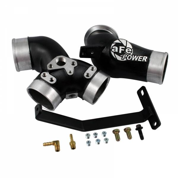 aFe Power - AFE BLADERUNNER L99-03 7.3L AIR INTAKE MANIFOLD - 46-10061