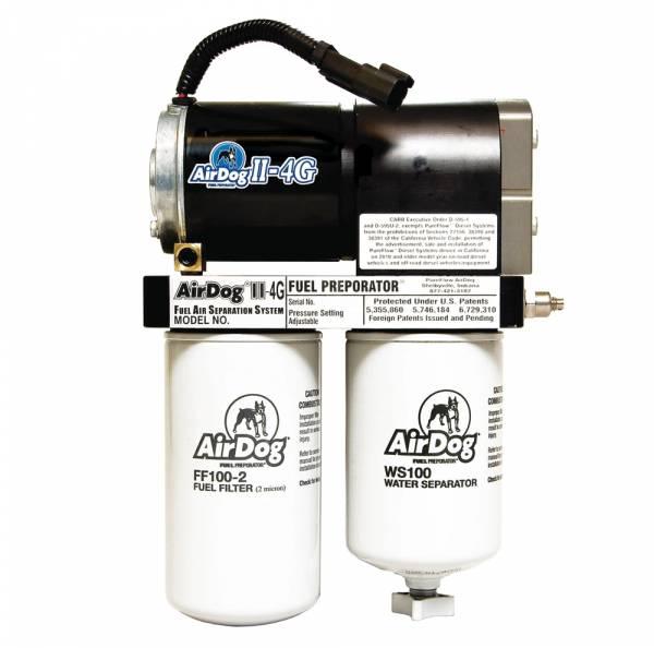 Airdog - AIRDOG II-4G Air/Fuel Separation System '11-16 - 6.7L - A6SABF489