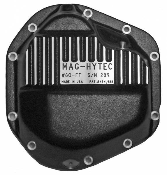 Mag-Hytec - MAG-HYTEC DANA 50/60 FORD FRONT DIFFERENTIAL COVER - 60-FF