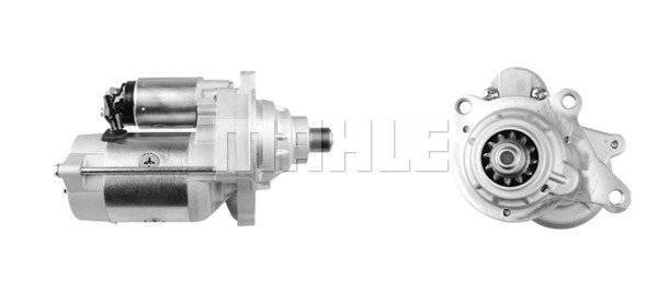 Mahle - MAHLE 04-10 6.0L/6.4L POWERSTROKE HIGH TORQUE STARTER - LETR-MS52