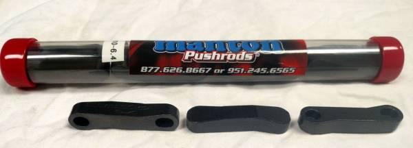Manton Pushrods - MANTON 08-10 6.4L Billet tool steel valve bridges - D-110-6.4
