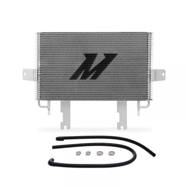 Mishimoto - MISHIMOTO 99-03 7.3L Powerstroke transmission cooler - MISH-MMTC-F2D-99SL