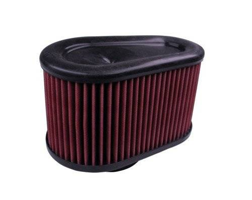 S&B Filters - S&B Filters 03-07 6.0L Replacement cotton filter (cleanable) - SBF-KF-1039