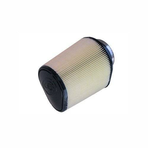 S&B Filters - S&B Filters 11-16 6.7L Intake replacement paper filter (DISPOSABLE) - SBF-KF-1050D