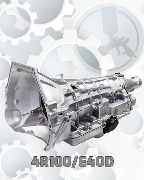 Sam Wyse Automotive - Sam Wyse Auto (Stage 1) 4R100/E4OD Transmission - SWA-4R100E4OD-STG1