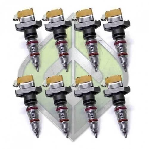Full Force Diesel - Full Force Diesel (Stage 1.5) Injectors 160-180CC/30% - FULL-7.3-STG-1.5-160/180-R