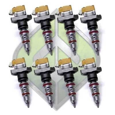 Full Force Diesel - Full Force Diesel (Stage 3) 250cc Hybrid Injectors - FULL-7.3-250CC-HYB-R