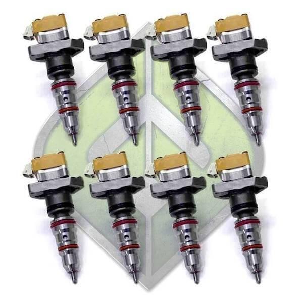 Full Force Diesel - Full Force Diesel NEW 7.3L (Stage 1) 160cc injectors - FULL-7.3-AC-N
