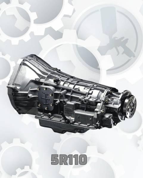 Sam Wyse Automotive - Sam Wyse Auto 5R110 (Stage 1) Stock Plus Transmission - SWA-5R110-STG1