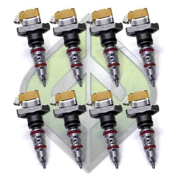 Full Force Diesel - Full Force Diesel NEW (Stage 3) 250CC 7.3L Hybrid Injectors - FULL-7.3-250CC-HYB-N