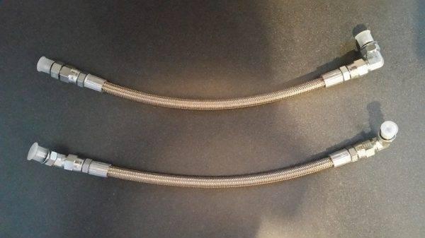 CNC Fabrication - CNC Fabrication 99-03 7.3L Replacement HPOP lines - CNC-7.3-SD-HPOPLINEKIT