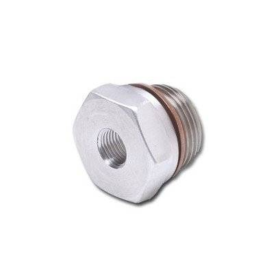 CNC Fabrication - CNC Fabrication L99-03 7.3L AIH Delete Plug  - CNC-7.3-AIHD