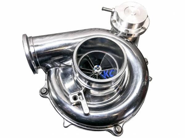 KC Turbos - KC Turbo EARLY 99 7.3L Stock Plus Turbo - KCT-300133