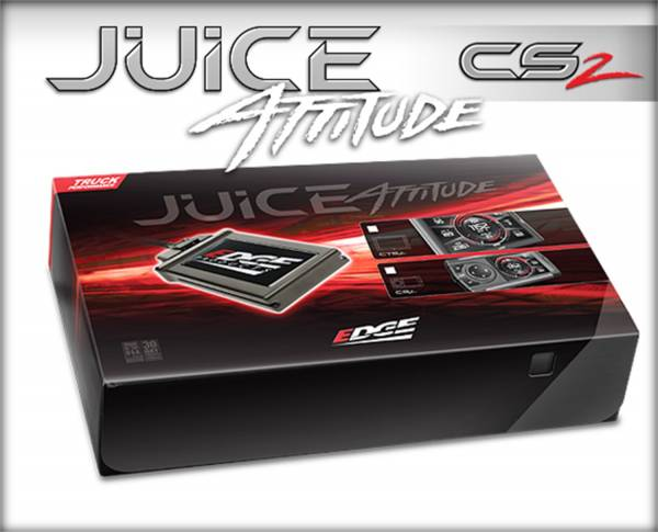Edge Products - EDGE PRODUCTS 2003-2007 FORD POWERSTROKE (6.0L) JUICE W/ATTITUDE CS2 11401