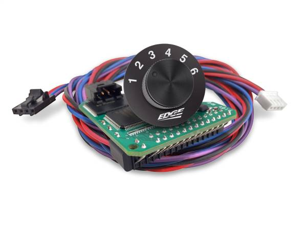 Edge Products - EDGE PRODUCTS REVOLVER PERFORMANCE CHIP/SWITCH FORD 7.3L 95-97 AUTO 6-CHIP MASTER BOX CODE TDE 14001