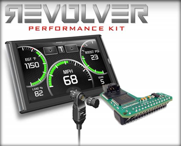 Edge Products - EDGE PRODUCTS REVOLVER PERFORMANCE KIT (REVOLVER WITH INSIGHT AND EAS SWITCH) FORD 7.3L 02-03 14108