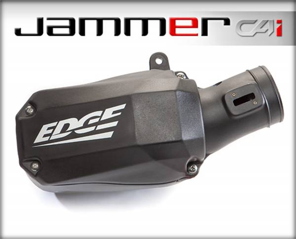 Edge Products - EDGE PRODUCTS JAMMER CAI FORD 2011-2016 6.7L (DRY FILTER) 18215-D