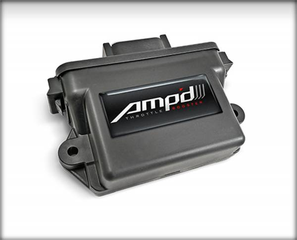 Edge Products - EDGE PRODUCTS AMP D THROTTLE BOOSTER KIT WITH POWER SWITCH 2009-2018 FORD GAS (CONFIGURE VEHIC 18862