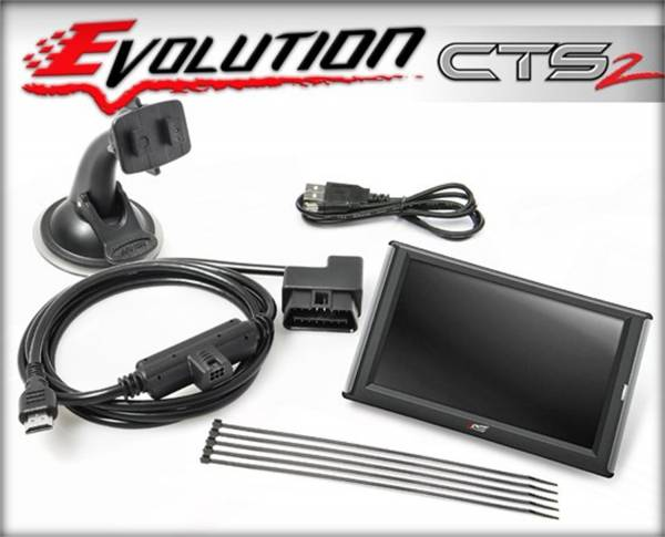 Edge Products - EDGE PRODUCTS CALIFORNIA EDITION DIESEL EVOLUTION CTS2-REFER TO WEBSITE FOR COVERAGE 85401