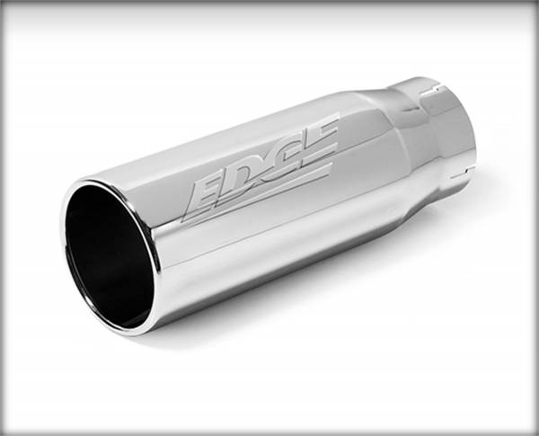 Edge Products - EDGE PRODUCTS EDGE CHROME 4IN. TO 5IN. JAMMER EXHAUST TIP 87700