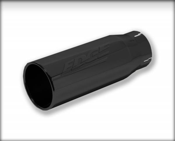 Edge Products - EDGE PRODUCTS EDGE BLACK 4IN. TO 5IN. JAMMER EXHAUST TIP 87700-B