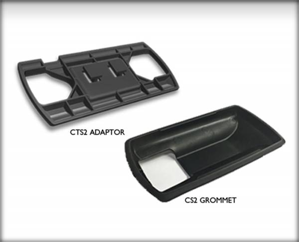 Edge Products - EDGE PRODUCTS CTS/CTS2 POD ADAPTER KIT WITH CS/CS2 GROMMET (ALLOWS CTS/CTS2 TO BE MOUNTED IN D 98005