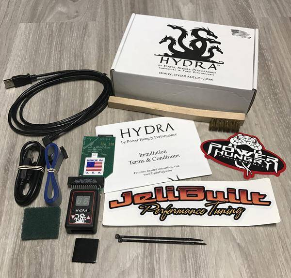 Jelibuilt Performance - JELIBUILT Custom Tuning W/ Hydra For Modified Injectors - 7.3-MOD-HYDRA-CAL