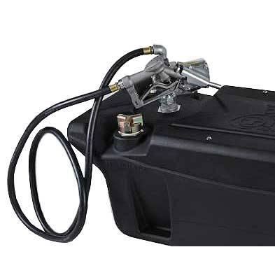 TITAN FUEL TANKS - Titan Fuel Tanks 12V Transfer Pump & Nozzle - 9901130