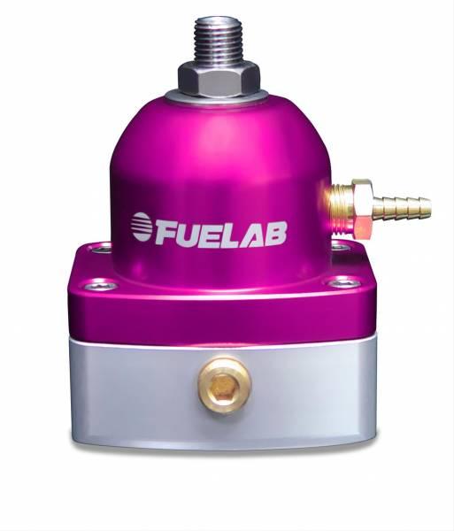 FUELAB - Fuelab Fuel Pressure Regulator Purple - 51502-4