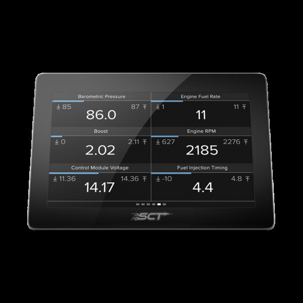 PSG Custom Tuning - SCT GTX Programmer 03-10 6.0L W/ PSG Custom Tuning - 6.0-SCT-GTX-3PK