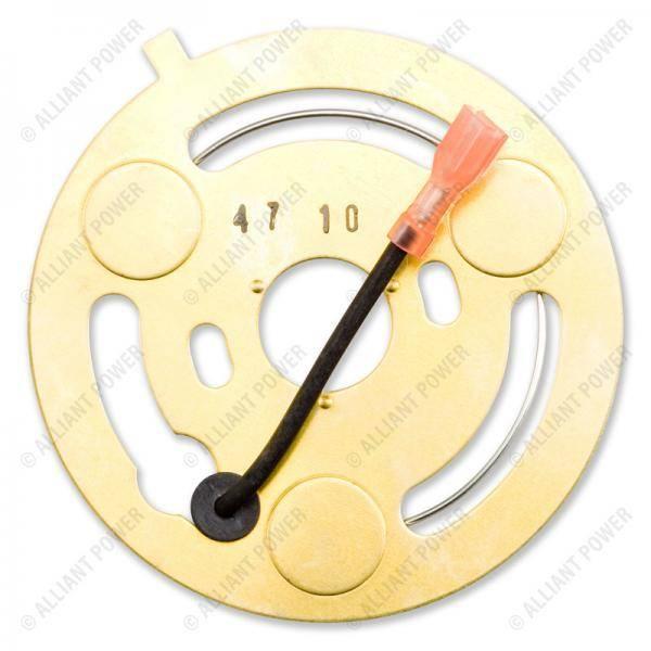 Alliant Power - Alliant Power 94.5-97 7.3L Fuel Bowl Heater Element - ALLP-AP63409
