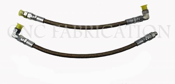 CNC Fabrication - CNC Fabrication 94-97 7.3L Replacement HPOP lines - CNC-7.3-OBS-HPOPLINEKT