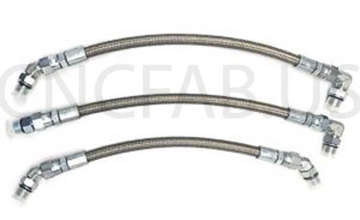 CNC Fabrication - CNC Fabrication early '99-03 HPOP lines w/ HPx - CNC-7.3-SD-HPOPW/HPX