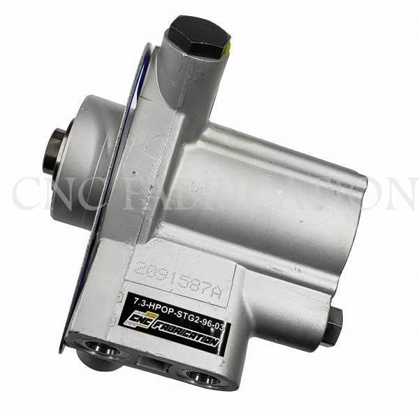 CNC Fabrication - CNC Fabrication 94.5-95 7.3L Stage 2 High Pressure Oil Pump - 7.3-HPOP-SGT2-94.5-95