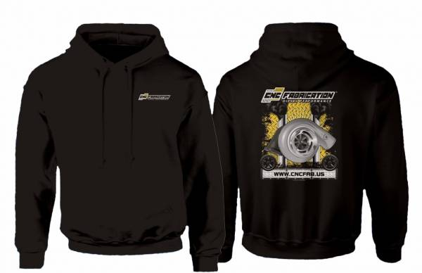 CNC Fabrication - CNC Fabrication Hoodie - SWAG-HOODIE