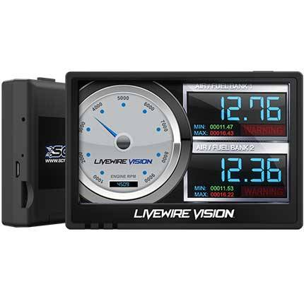 SCT Performance - SCT LiveWire Vision Performance Monitor - 5015PWD