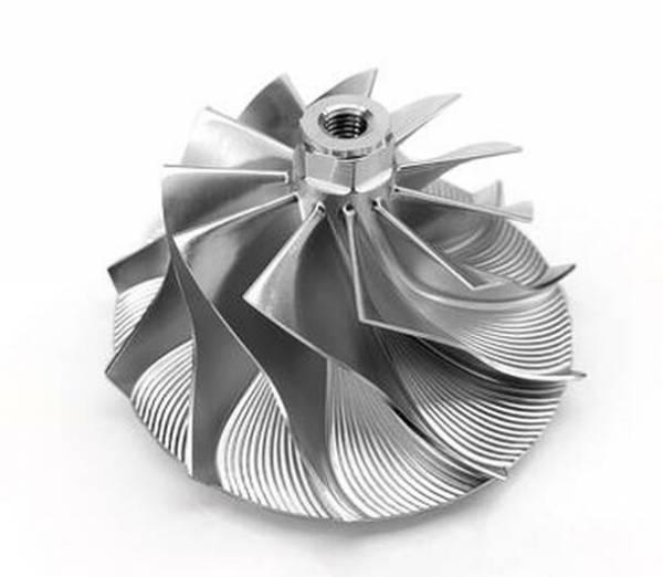 KC Turbos - KC Turbo 03-07 6.0L Billet PowerMax Compressor Wheel - KCT-300108