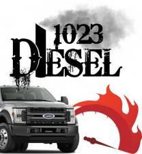 1023 Diesel - Custom Hydra Stock Injector Tunes: 1023 DIESEL (7.3L)