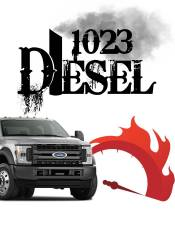 Programmers, Tuners, and Monitors - Programmers & Tuners - 1023 Diesel - 1023 Diesel Hydra Tunes 7.3L - 1023-7.3-CAL-6